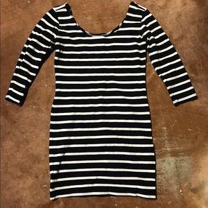 Forever 21   6️⃣for $2️⃣5️⃣ Mini Striped Dress